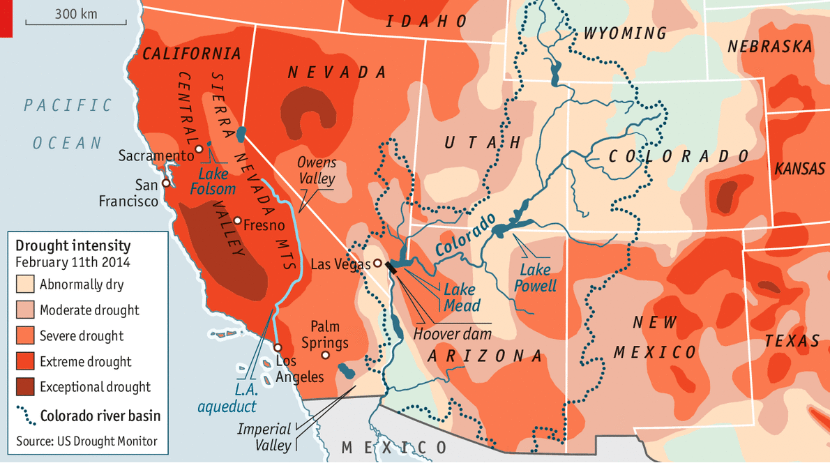 An overview of water rights and the law in the american west