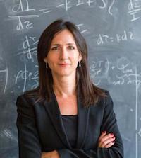 Sara Seager, MIT planetary physics professor. (Credit: MIT)